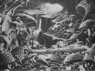 Filmstill Le Voyage dans la Lune (Georges Méliès,1902)