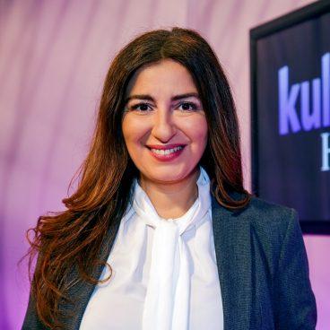 Ani Gülgün-Mayr, Foto: ORF