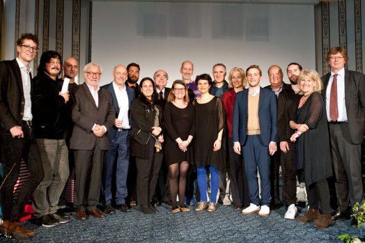Verleihung der Franz-Grabner-Preise, Foto: Diagonale/Miriam Raneburger