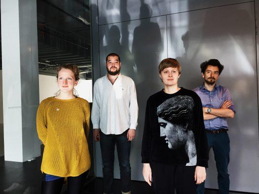 Lena Goldsteiner, David Tavcar, Viktoria Schmid, Johann Lurf