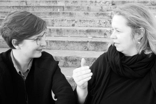 Katharina Müller und Katja Schechtner